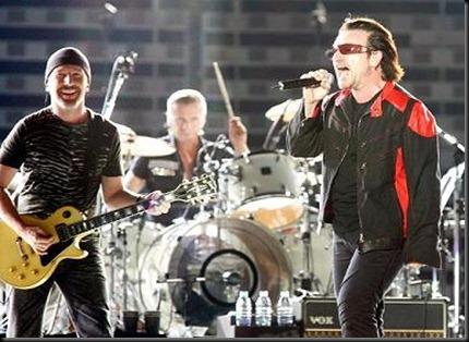 Hate and Trust - U2