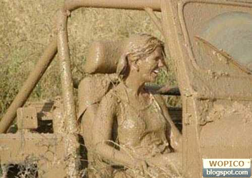 Mud Washing