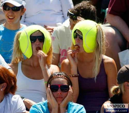 Tennis Helmet
