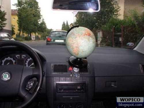 Funny GPS