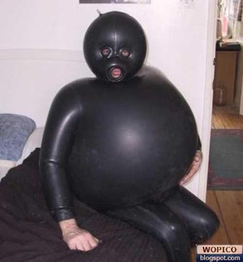 Ballon Suit