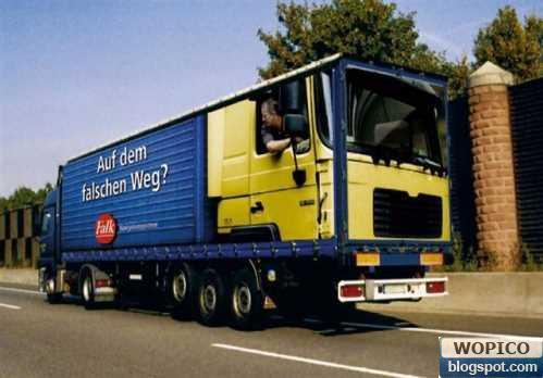 Two Head Truck