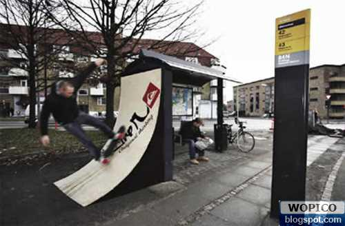 Surf Bus Stop