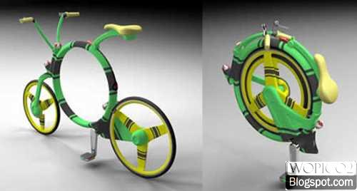 Creative Bicycle