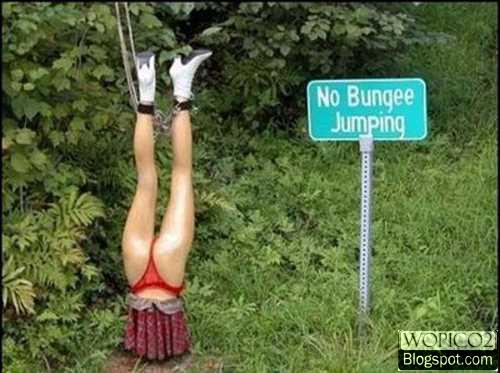 Bungee Fail