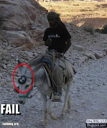 Fail BMW
