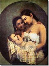 raja_ravivarma_painting_17_mother_and_child