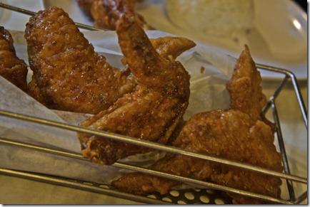 Bon Chon Wings