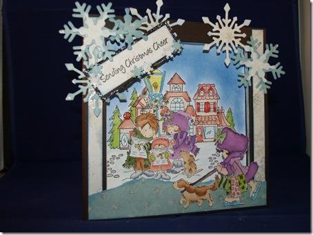 LOTV-Sending-Christmas-Cheer-frame-kaart