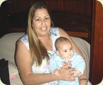 FOTOS DE CAMILA CHRISTINA filha da VANESSA em 13-05-2010 001