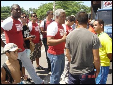 Segunda caminhada pela PEC300-2008 em 27-09-2009 em Copacabana 022