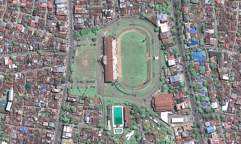 GeoEye-1 Satellite Imagery of Kota Makasar