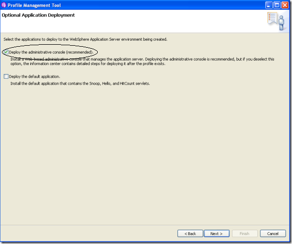 WebSphere-App-Server-Advance-Profile-Rad1
