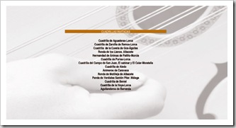 LA FIESTA DE LAS CUADRILLAS 2009 - Programa-2