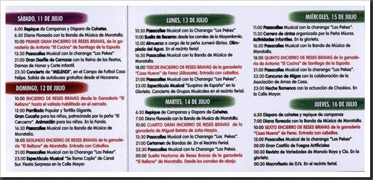 Fiestas Stmo 1