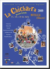 CARTEL La Chicharra 2009