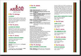 PROGRAMA LA CHICHARRA 2009 (Albacete Folk)-2
