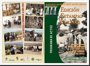PROG. E. RURALES 2009-1