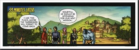 El Campillo del Esparragal en comic USA- Salva Espín