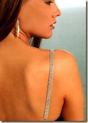 4 strand crystal bra straps