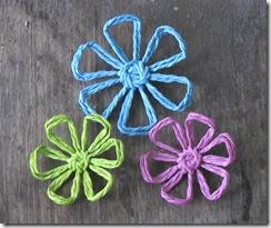 Handmade Daisy and Lil Daisies