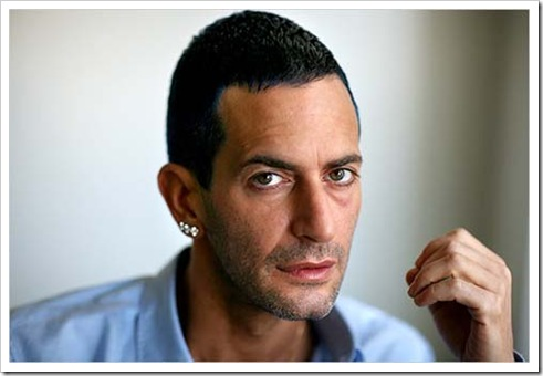 Fashion Designer Marc Jacobs