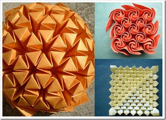 origami /JEUX DE PAPIER