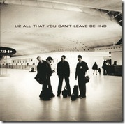 CD Cover: All that you can't leave behind