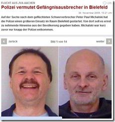 Mit allen Mitteln: Bielefeld in die Medien gebracht.