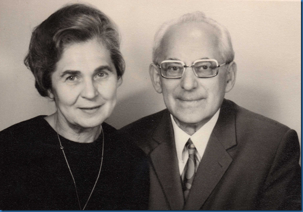 Pastor Erwin Matthia & Gattin
