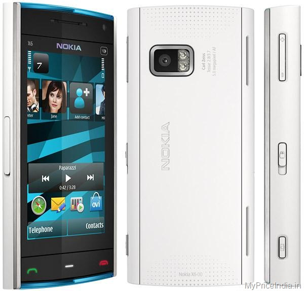 Nokia X6 Price in India