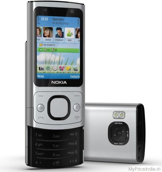 Nokia 6700 slide Price in India
