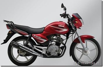 Yamaha YBR 110 Price