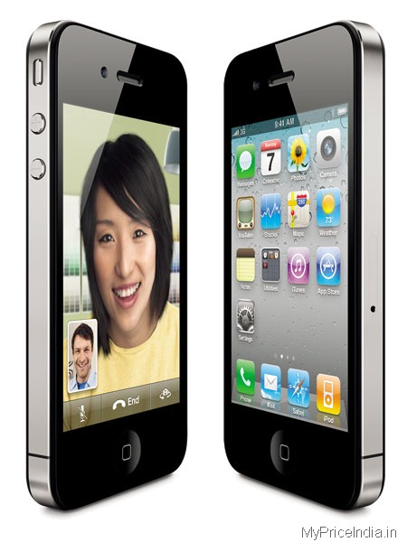 Apple iPhone 4 Price in India