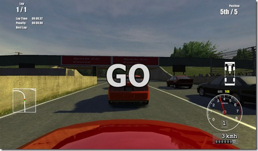 Driving Speed Pro Indie Game Demo pic (8)