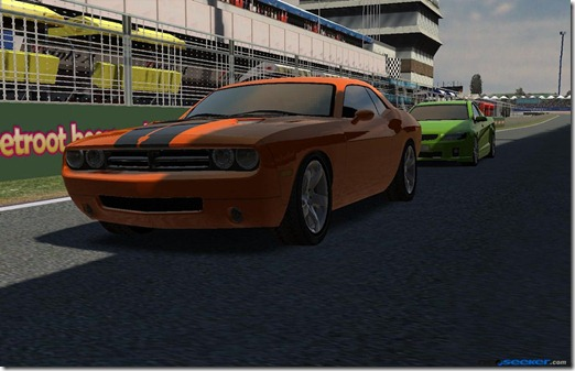 Driving Speed Pro Indie Game Demo pic (5)