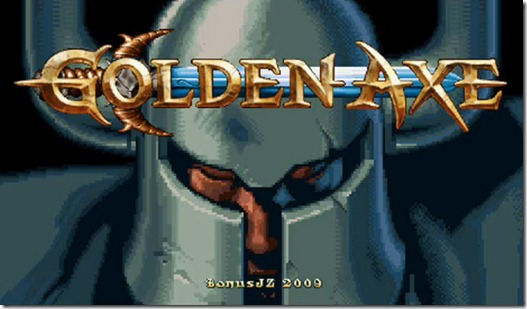 Golden Axe by BonusJZ Trailer