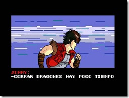 Duble Dragon Gaiden Free  fan game (6)