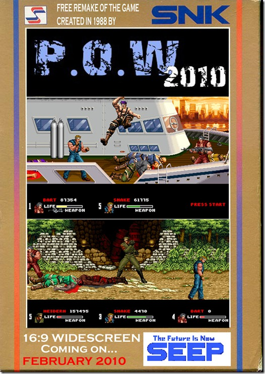 POW REMAKE COMING ON FEBRUARY 2010