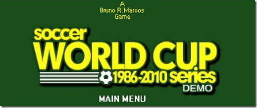 Bruno World Cup Demo