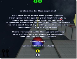 Cubosphere freeware game (5)