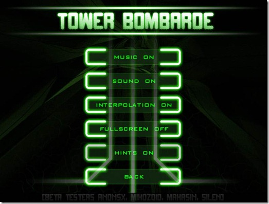 Tower Bombarde freeware game (8)