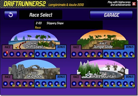 Driftrunners 2 free web game (1)