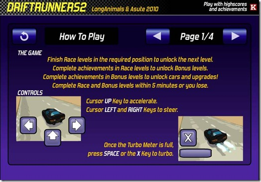 Driftrunners 2 free web game (3)