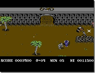 Commando C64 Remake Pic (3)