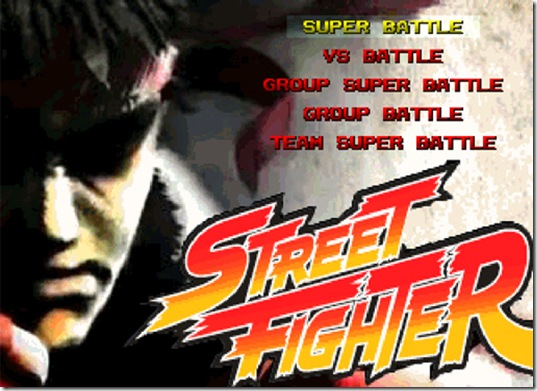 street fighter mugen pic 1