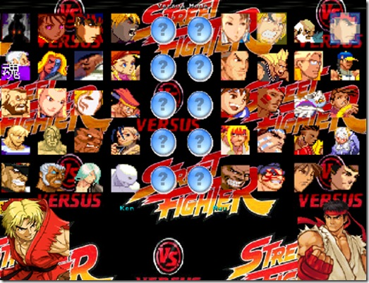 street fighter mugen pic 2
