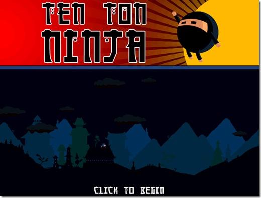 ten ton ninja title