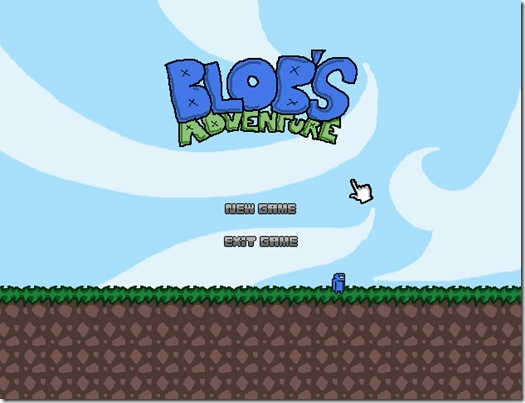 Blob Adventure