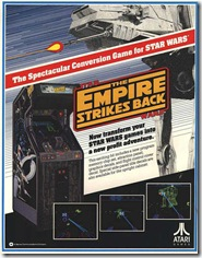 ATARI - EMPIRE STRIKES BACK